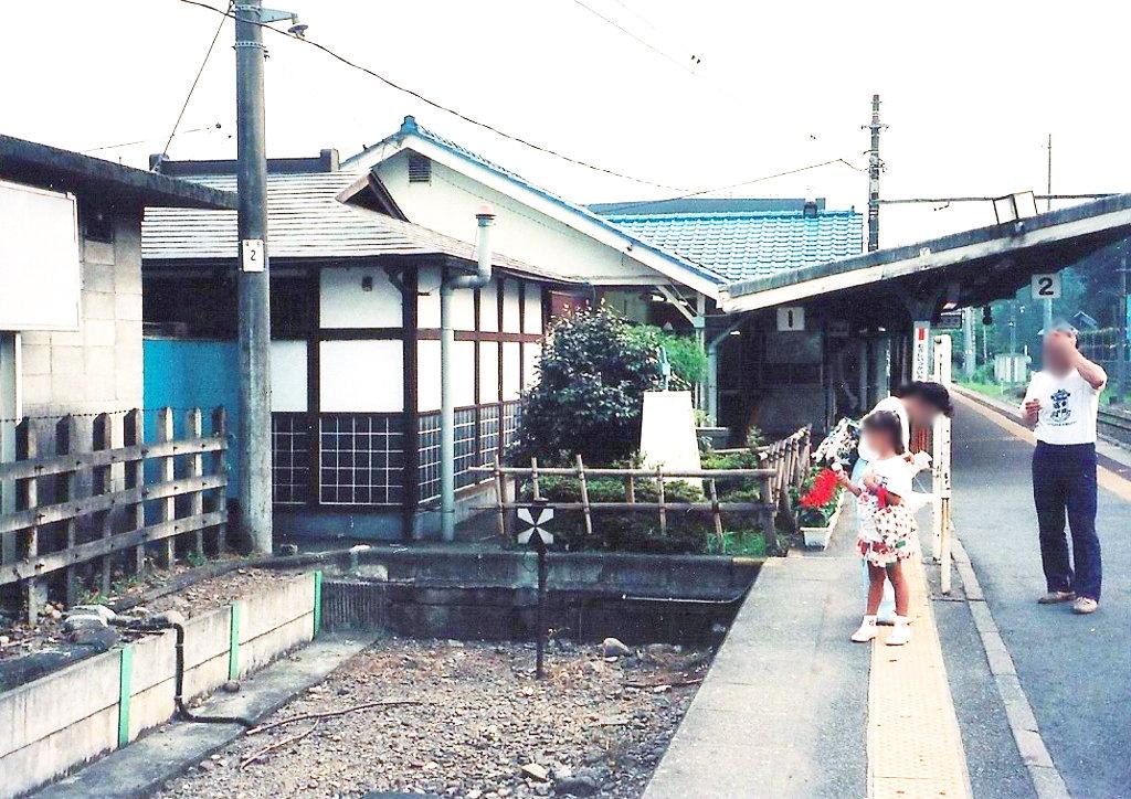 東京・武蔵五日市駅1995その1-8103