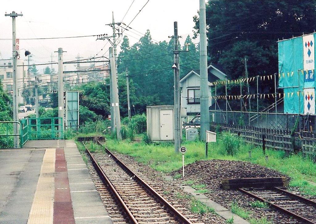 東京・武蔵五日市駅1995その1-8106