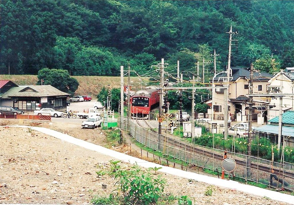 東京・武蔵五日市駅1995その2-8204