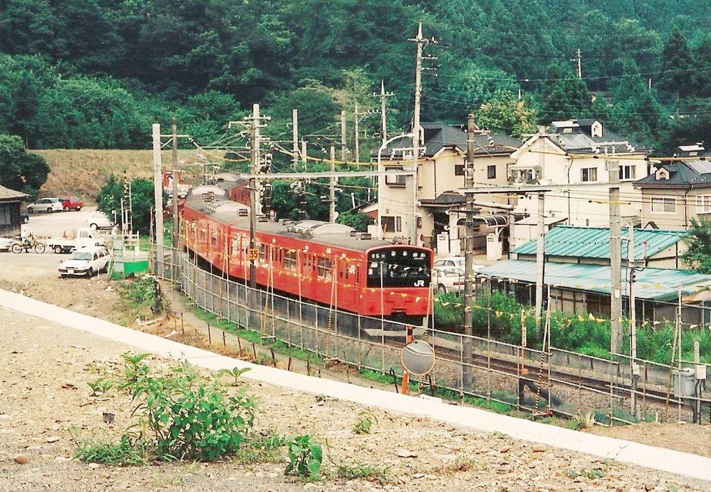 東京・武蔵五日市駅1995その2-8205