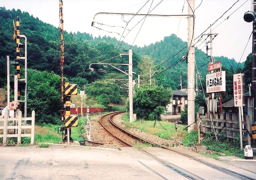 東京・武蔵五日市駅1995その2-8206