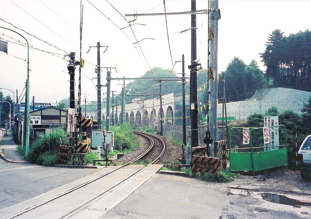 東京・武蔵五日市駅1995その2-8209