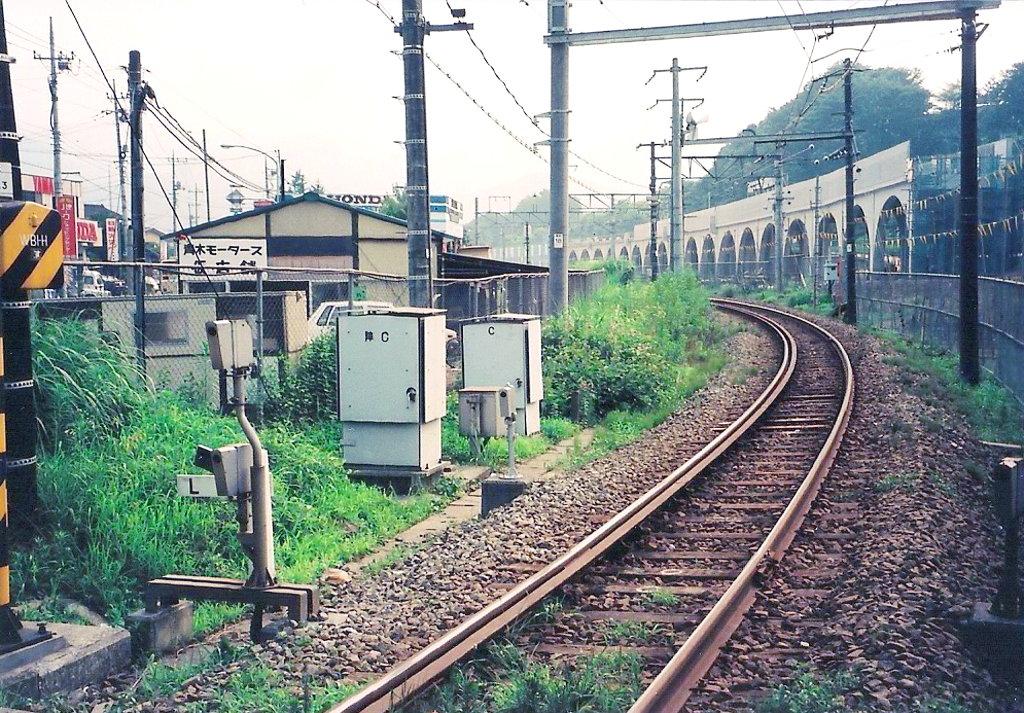 東京・武蔵五日市駅1995その2-8210