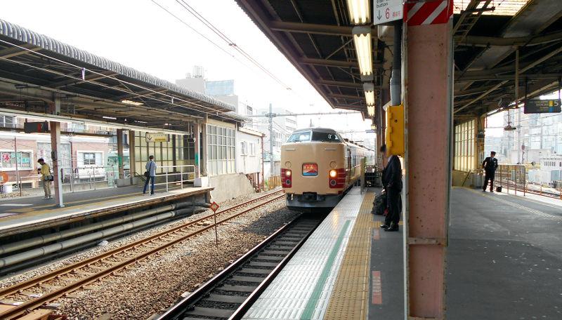 奥多摩の旅2015その1・ホリデー快速と奥多摩駅-2102