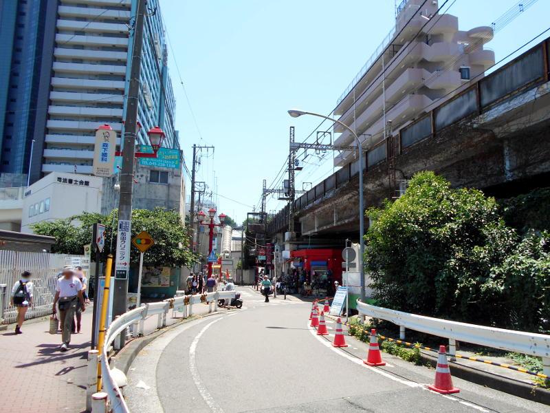 横浜Y156記念列車583系2015その1-5107