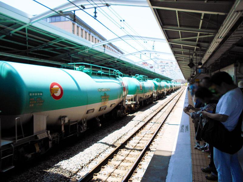 横浜Y156記念列車583系2015その1-5114