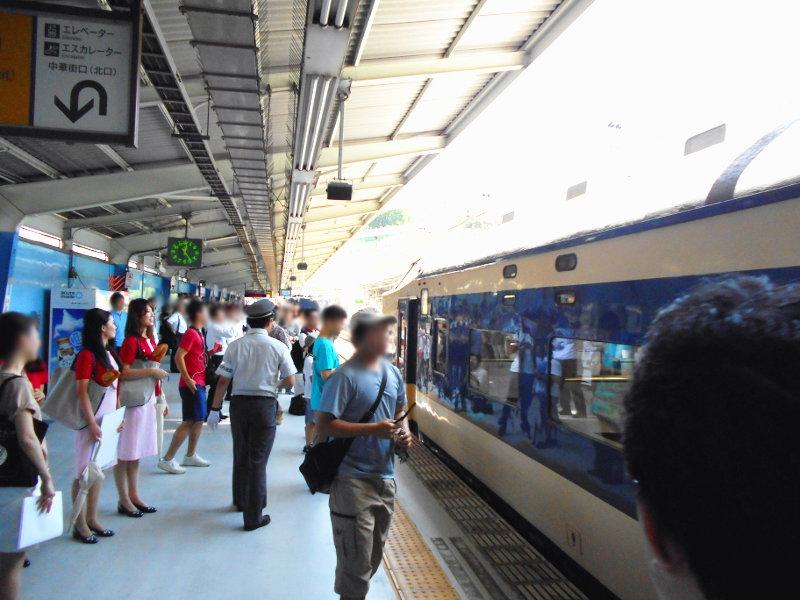 横浜Y156記念列車583系2015その1-5116