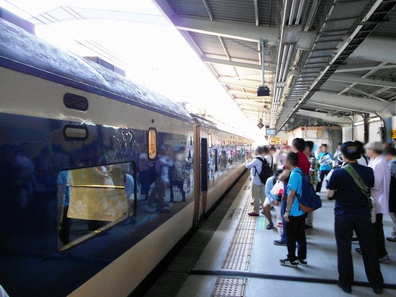 横浜Y156記念列車583系2015その1-5117