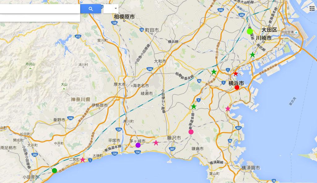 横浜Y156記念列車583系2015その2-5204