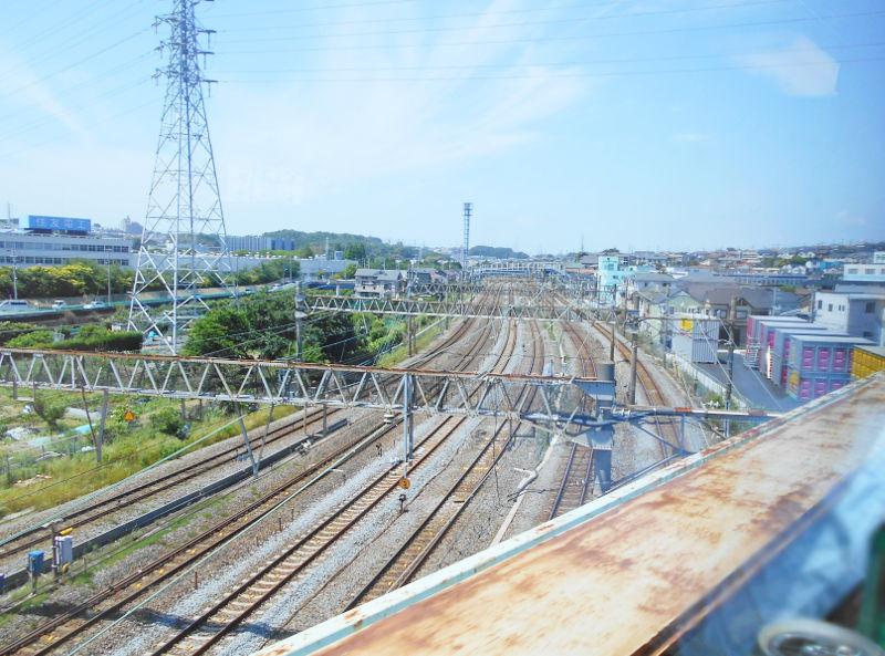 横浜Y156記念列車583系2015その2-5205