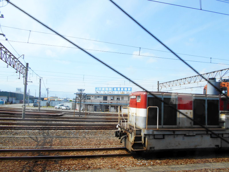 横浜Y156記念列車583系2015その2-5208