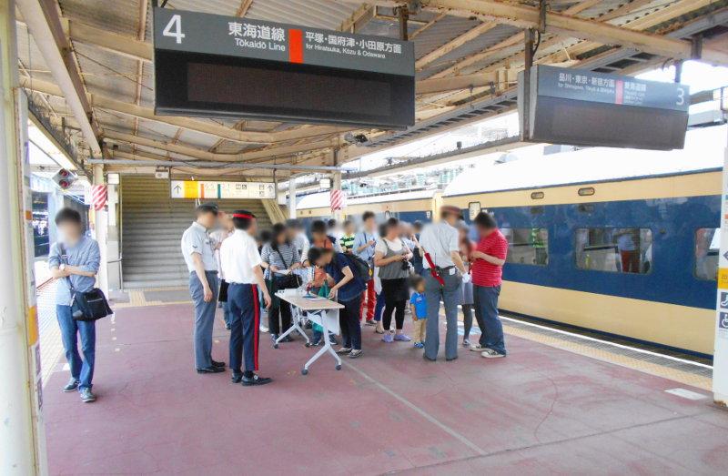 横浜Y156記念列車583系2015その2-5212