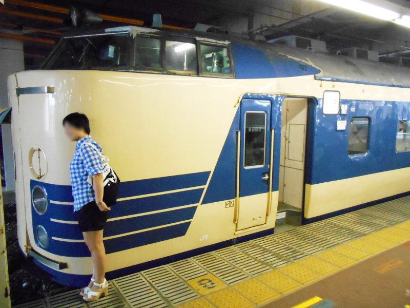横浜Y156記念列車583系2015その2-5222