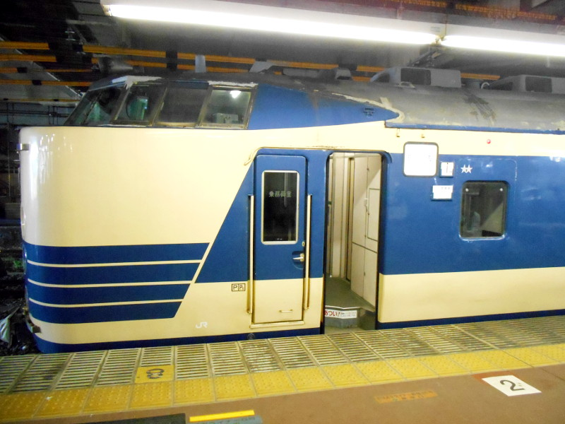 横浜Y156記念列車583系2015その2-5223