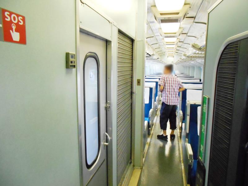 横浜Y156記念列車583系2015その2-5232