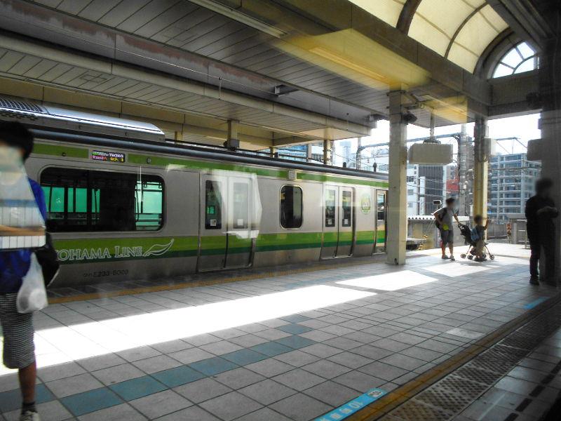 横浜Y156記念列車583系2015その3-5320