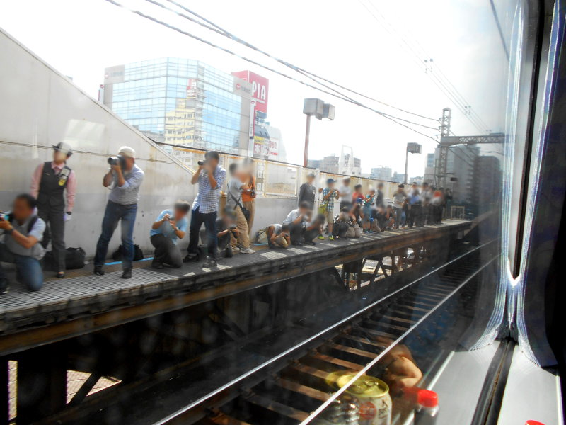 横浜Y156記念列車583系2015その3-5321