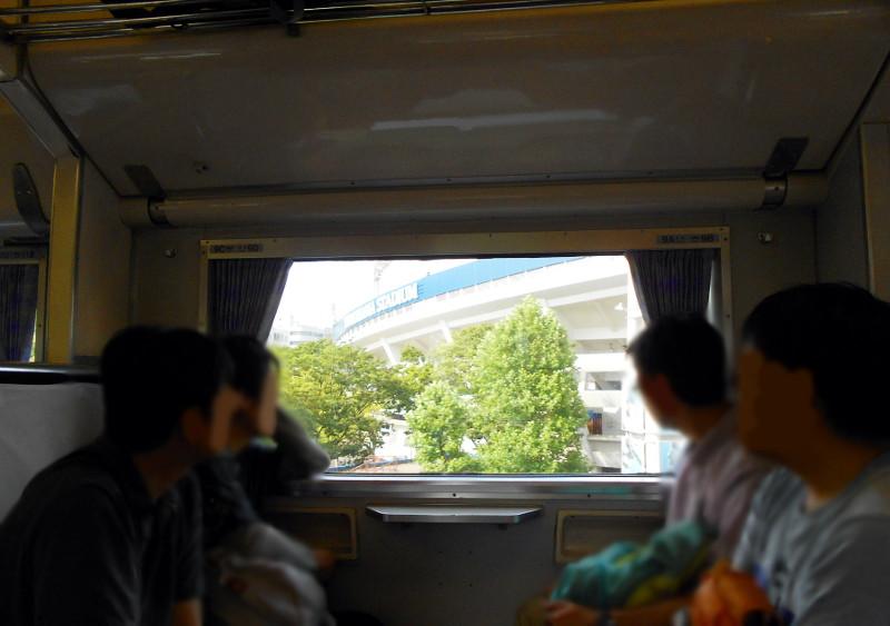 横浜Y156記念列車583系2015その3-5322