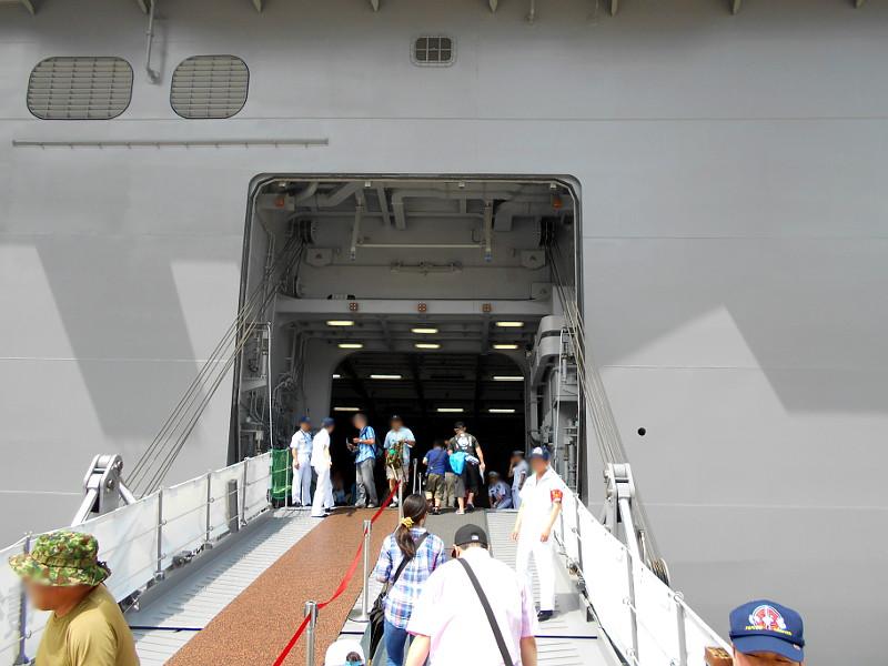 よこすかYYのりものフェスタ2015その2・護衛艦いずも-1620