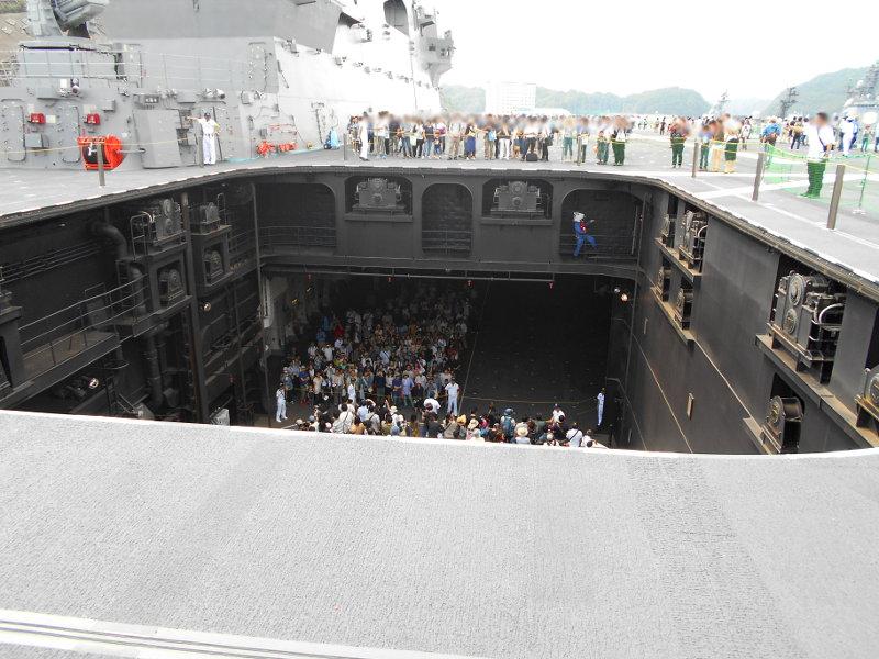 よこすかYYのりものフェスタ2015その2・護衛艦いずも-1627