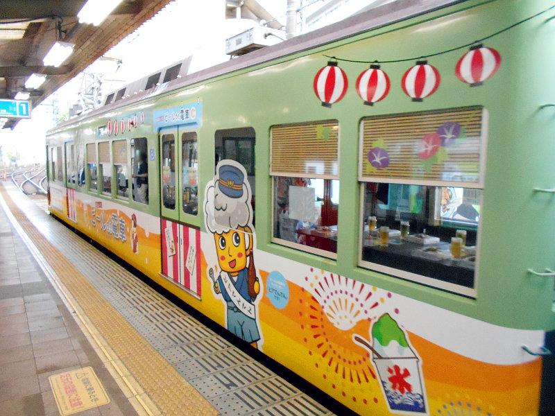 おけいはんビールde電車2016その2-5202