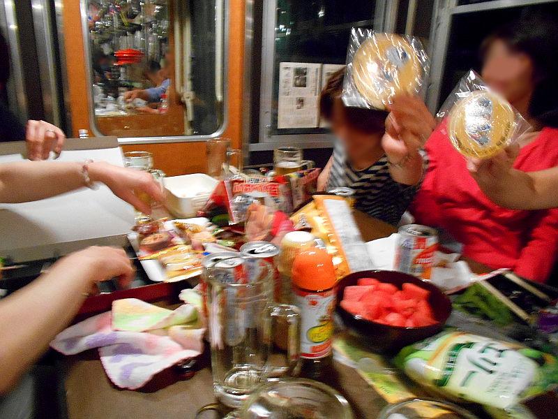 おけいはんビールde電車2016その2-5224