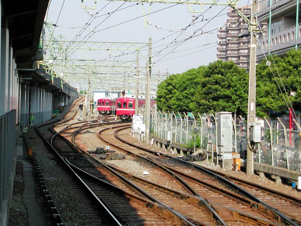 京浜急行大師線2005-7003