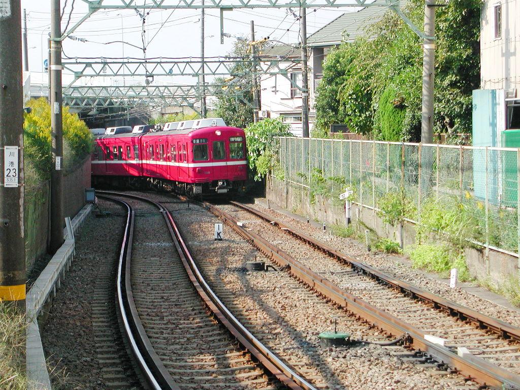 京浜急行大師線2005-7004