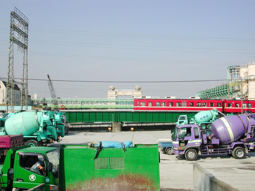 京浜急行大師線2005-7005