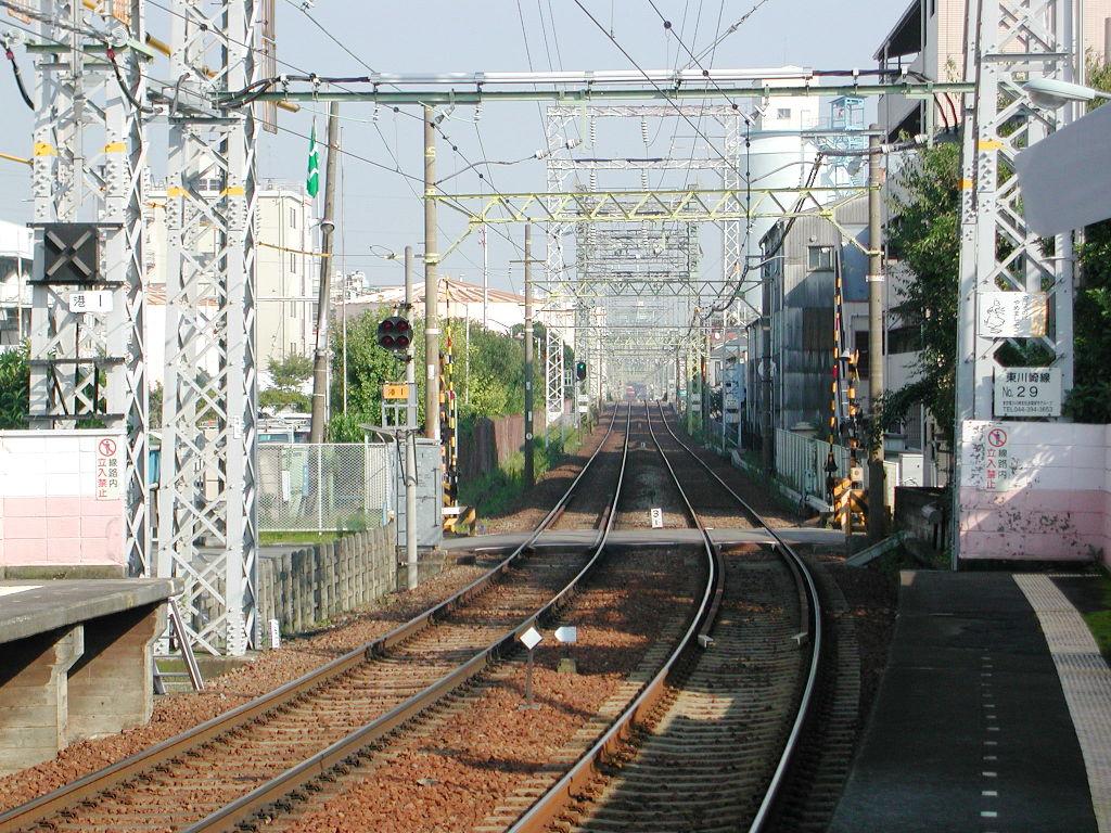 京浜急行大師線2005-7006