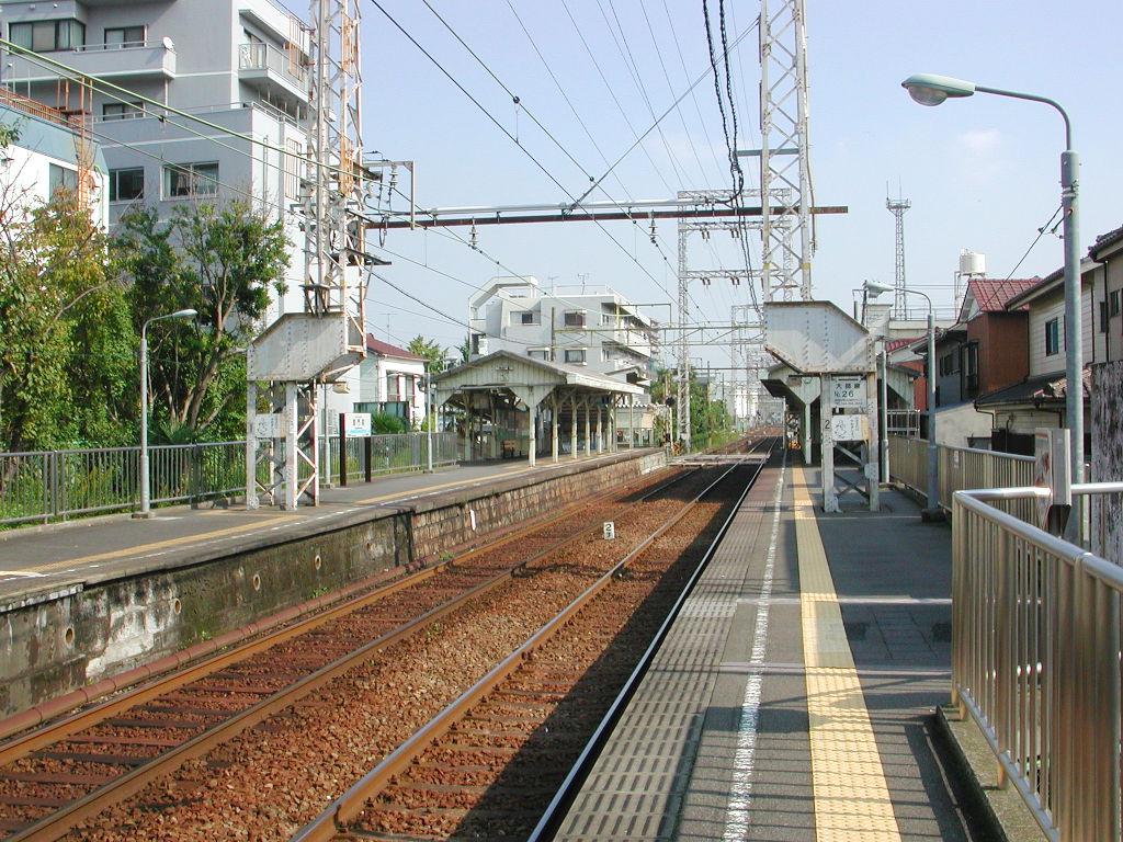 京浜急行大師線2005-7011
