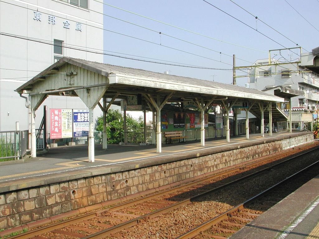京浜急行大師線2005-7012