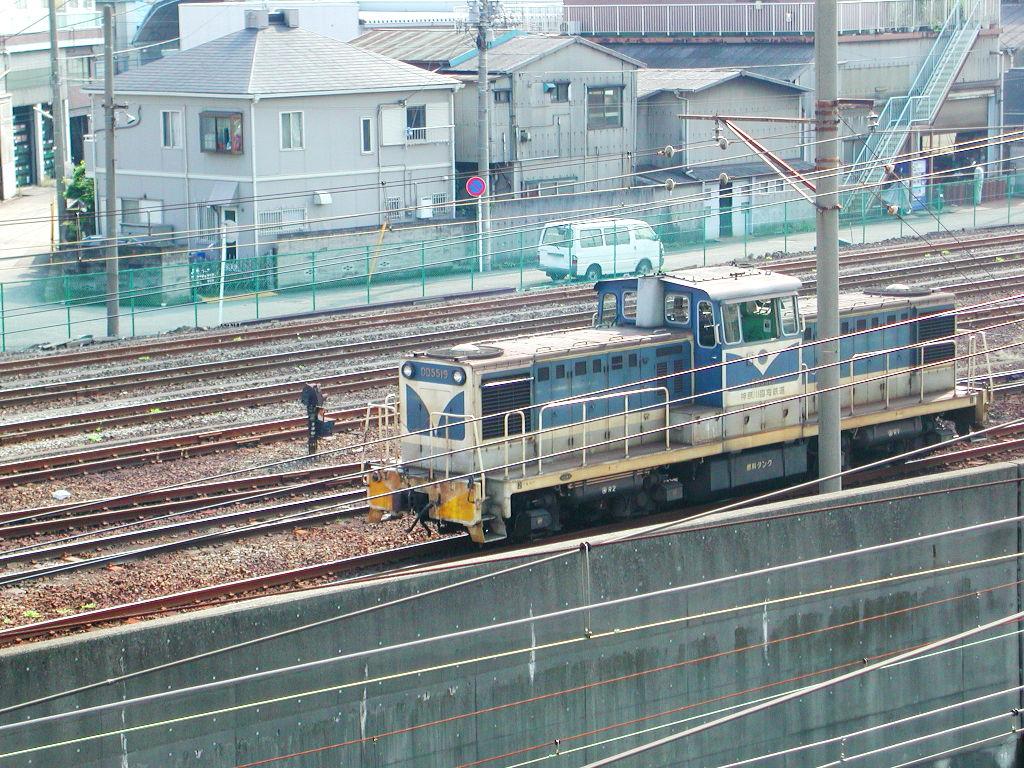 京浜急行大師線2005-7015