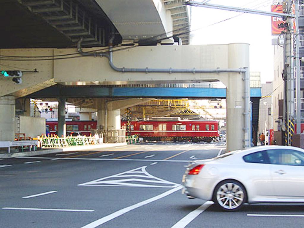 京浜急行大師線・リバーサイドハツモーデ2011新春-1202