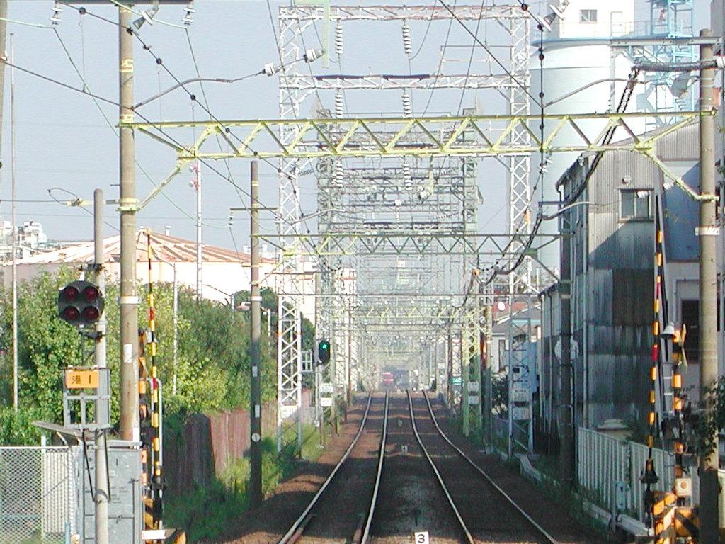 京浜急行大師線・リバーサイドハツモーデ2011新春-1221