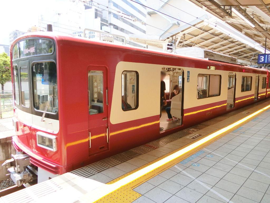 京浜急行大師線を歩く。その1・小島新田駅と川崎貨物駅2018夏-1102