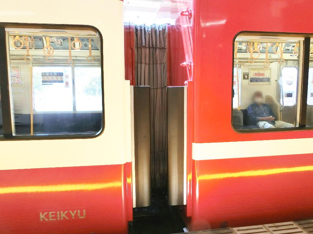 京浜急行大師線を歩く。その1・小島新田駅と川崎貨物駅2018夏-1103