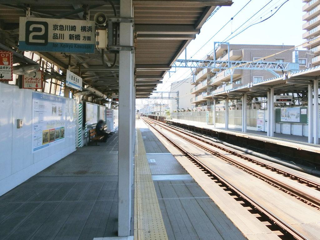 京浜急行大師線を歩く。その2・産業道路駅2018夏-1204