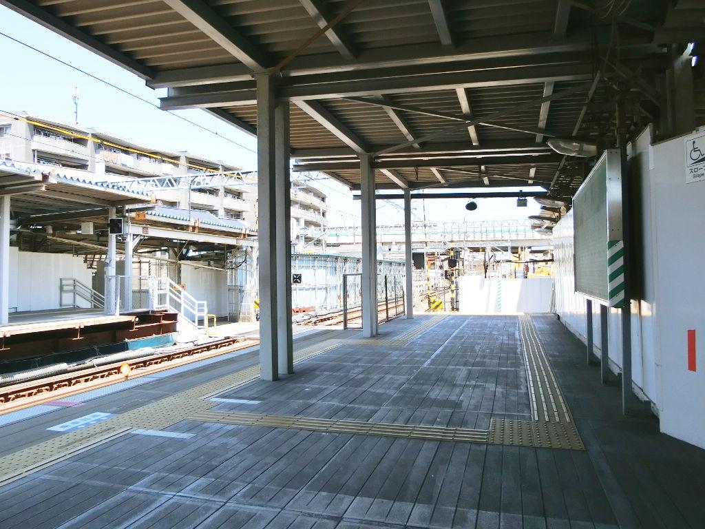 京浜急行大師線を歩く。その2・産業道路駅2018夏-1205