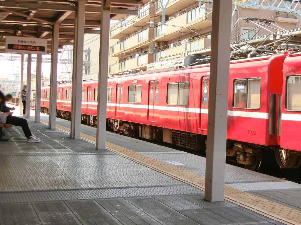 京浜急行大師線を歩く。その2・産業道路駅2018夏-1209