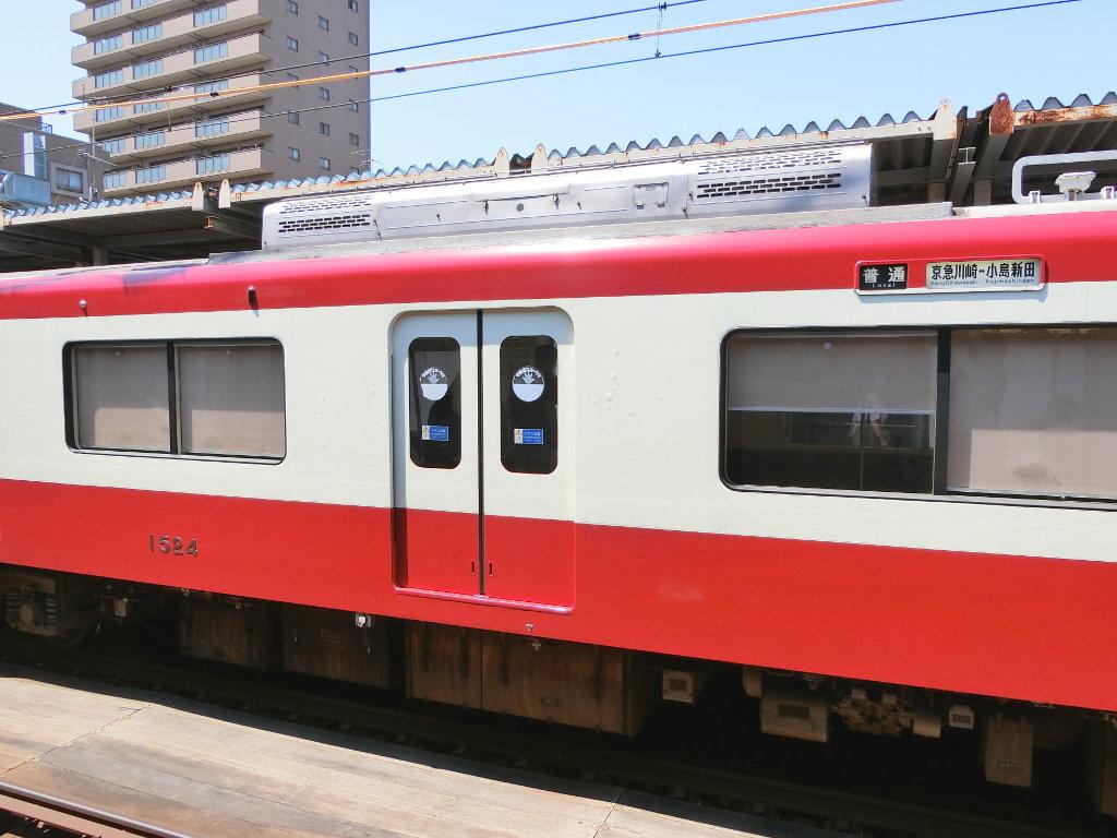 京浜急行大師線を歩く。その2・産業道路駅2018夏-1211