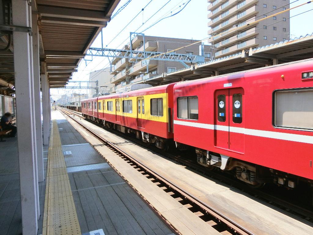 京浜急行大師線を歩く。その2・産業道路駅2018夏-1212