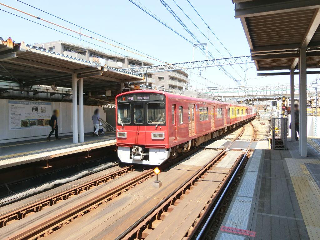 京浜急行大師線を歩く。その2・産業道路駅2018夏-1214