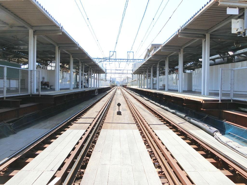 京浜急行大師線を歩く。その2・産業道路駅2018夏-1215