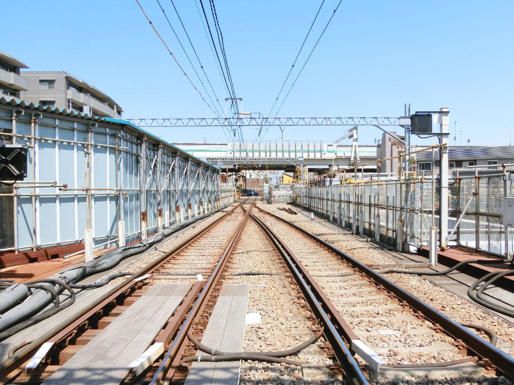 京浜急行大師線を歩く。その2・産業道路駅2018夏-1216