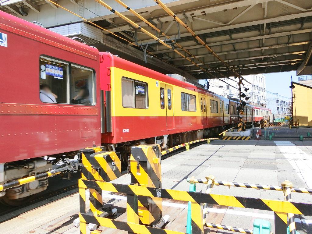 京浜急行大師線を歩く。その2・産業道路駅2018夏-1219