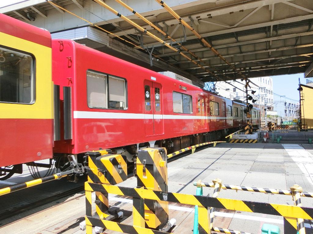 京浜急行大師線を歩く。その2・産業道路駅2018夏-1220