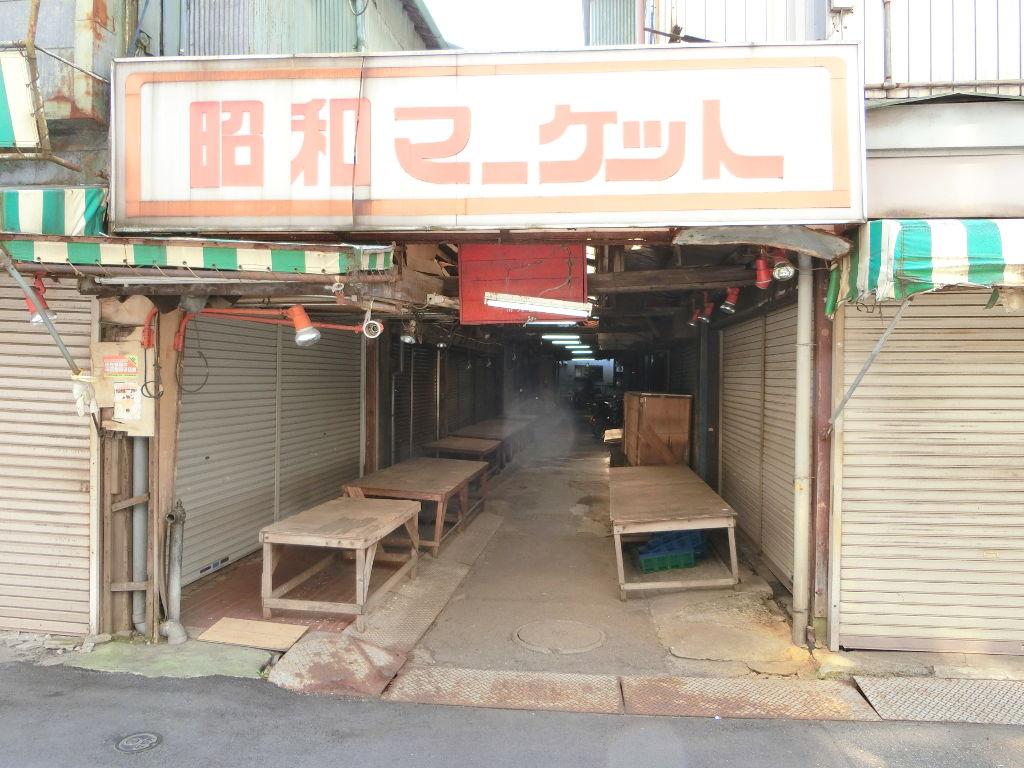 京浜急行大師線を歩く。その3・川崎大師駅2018夏-1305