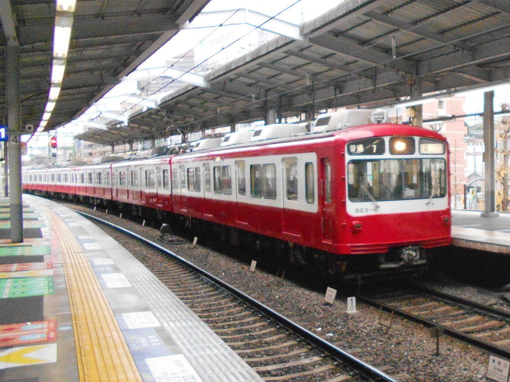 京浜急行大師線を歩く。その3・川崎大師駅2018夏-1310