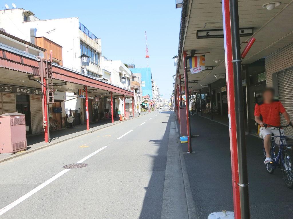 京浜急行大師線を歩く。その3・川崎大師駅2018夏-1317